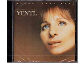 Barbra Streisand - Yentl (Music CD)