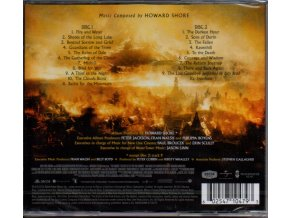 Hobit: Bitva pěti armád (soundtrack) The Hobbit: The Battle of the Five Armies (2 CD)