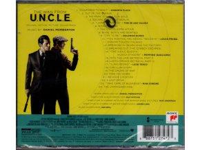 Krycí jméno U.N.C.L.E. (soundtrack) The Man from U.N.C.L.E.