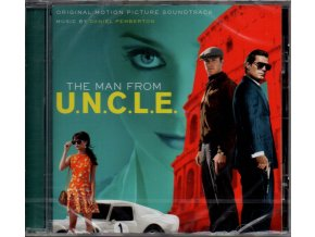 man from uncle soundtrack cd daniel pemberton