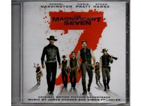 magnificent seven soundtrack cd james horner
