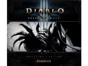 Diablo 3: Reaper of Souls (soundtrack - CD)