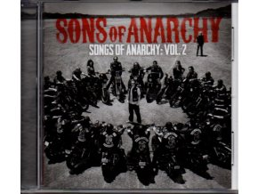 Zákon gangu (soundtrack - CD) Sons of Anarchy: Songs of Anarchy Vol. 2