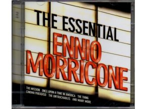 essential ennio morricone 2 cd