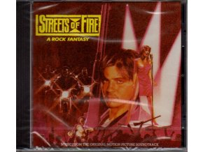 streets of fire soundtrack cd