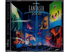 fantasia 2000 soundtrack cd