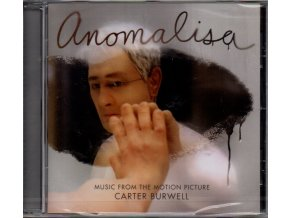 anomalisa soundtrack cd carter burwell