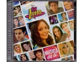 soy luna música en ti soundtrack cd