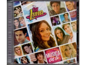 soy luna música en ti soundtrack cd