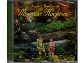 moonrise kingdom soundtrack cd