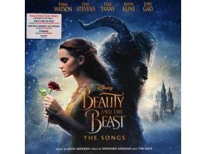 beauty and the beast soundtrack lp vinyl alan menken