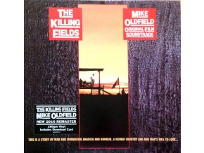 killing fields soundtrack lp vinyl mike oldfield