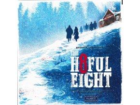 hateful eight soundtrack lp vinyl ennio morricone