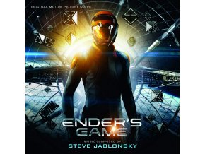 enders game soundtrack lp vinyl steve jablonsky