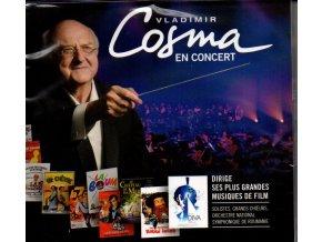 vladimir cosma en concert 2 cd