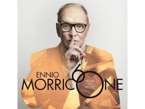 ennio morricone 60 years of music lp vinyl