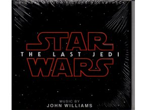 star wars the last jedi soundtrack cd john williams