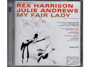 my fair lady original cast cd frederick loewe