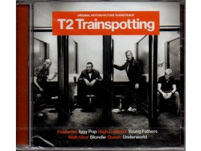 t2 trainspotting soundtrack cd