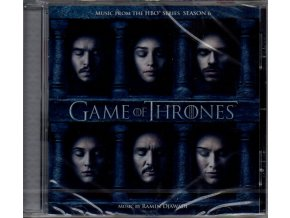 game of thrones soundtrack season 6 cd ramin djawadi