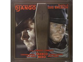 django soundtrack lp vinyl luis bacalov