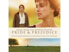 pride & prejudice soundtrack lp vinyl dario marianelli