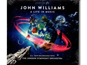 john williams a life in music cd
