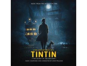 adventures of tintin soundtrack 2 lp vinyl john williams