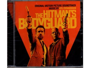 hitmans bodyguard soundtrack cd atli örvarsson