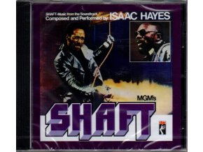 shaft soundtrack cd issac hayes