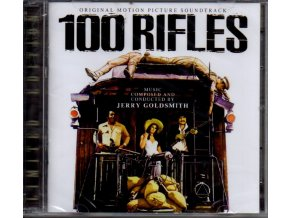 100 rifles soundtrack cd jerry goldsmith
