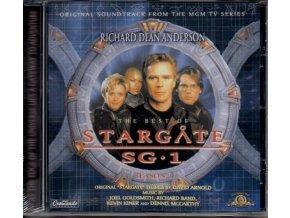 stargate sg 1 soundtrack cd