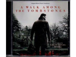 walk among the tombstones soundtrack cd carlos rafael rivery