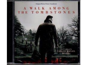 walk among the tombstones soundtrack cd carlos rafael rivery