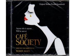 café society soundtrack cd