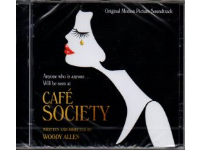 café society soundtrack cd