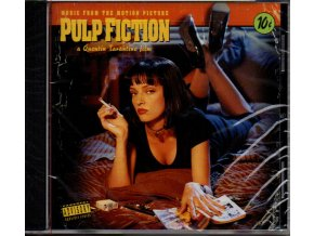 pulp fiction soundtrack cd
