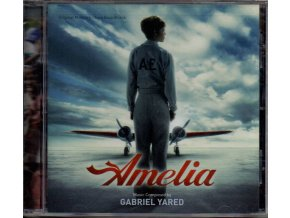 amelia soundtrack cd gabriel yared