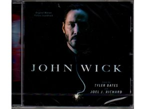 john wick soundtrack cd tyler bates