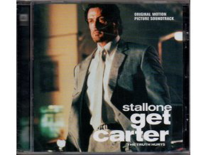Sejměte Cartera (soundtrack - CD) Get Carter