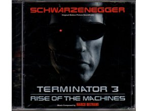 terminator 3 rise of the machines soundtrack cd marco beltrami