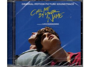 call me by your name soundtrack cd