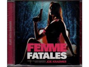 femme fatales soundtrack cd joe kraemer