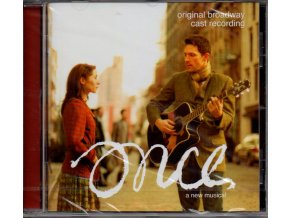 once a new musical cd
