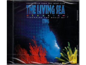 the living sea soundtrack cd sting