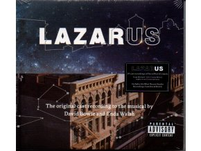 lazarus musical 2 cd david bowie