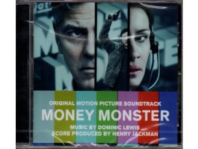 money monster soundtrack cd henry jackman