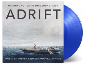 adrift soundtrack lp vinyl hauschka
