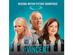 st. vincent soundtrack 2 lp vinyl theodore shapiro