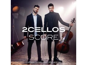 two cellos score 2 lp vinyl